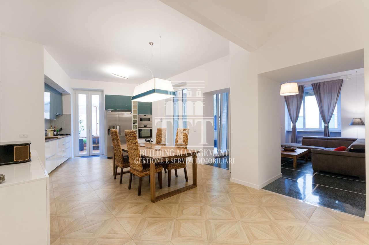 Tft Net Luminoso Appartamento Ristrutturato Con Terrazza